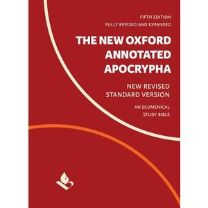 APOCRYPHA - NEW OXFORD ANNOTATED: NEW REVISED STANDARD (NRSV)/5TH ED