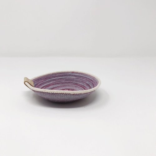 ROPE BOWL RING DISH
