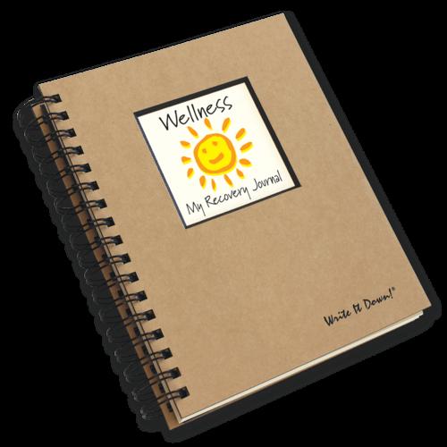 WELLNESS - MY RECOVERY JOURNAL