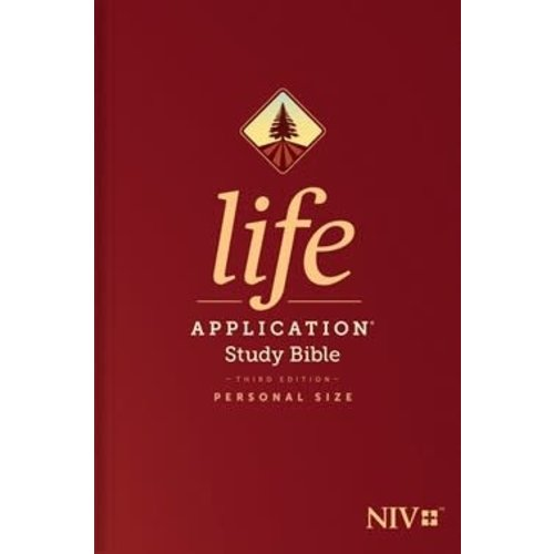 NEW INTERNATIONAL VERSION (NIV) LIFE APPLICATION STUDY BIBLE 3RD EDITION PERSONAL SIZE