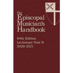 EPISCOPAL MUSICIAN'S HANDBOOK YEAR B 2020-2021