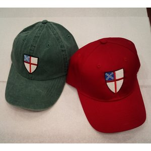 CAP with EPISCOPAL SHIELD