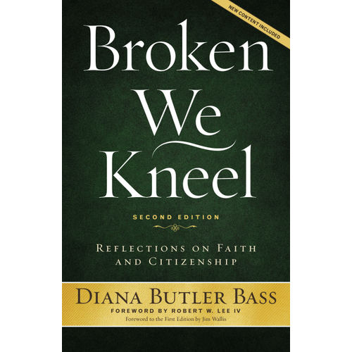 BROKEN WE KNEEL by DIANA BUTLER BASS