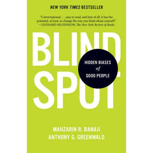 Blindspot: Hidden Biases of Good People by Mahzarin Banaji