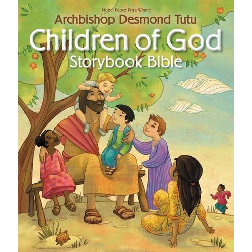 CHILDREN OF GOD STORYBOOK BIBLE by DESMOND TUTU
