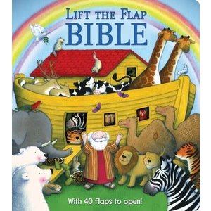 LIFT THE FLAP BIBLE by Sally Lloyd Jones