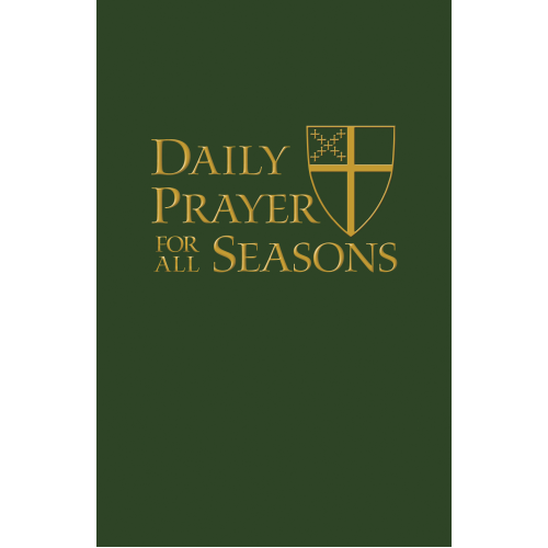 DAILY PRAYER FOR ALL SEASONS DELUXE ED