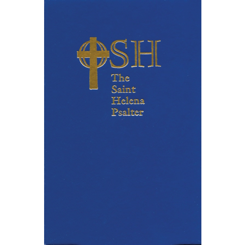 SAINT HELENA PSALTER: A NEW VERSION OF THE PSALMS IN EXPANSIVE LANGUAGE