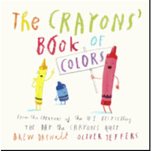 DAYWALT, DREW CRAYONS' BOOK OF COLORS by DREW DAYWALT