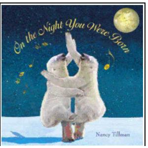 TILLMAN, NANCY ON THE NIGHT YOU WERE BORN - BOARD by NANCY TILLMAN