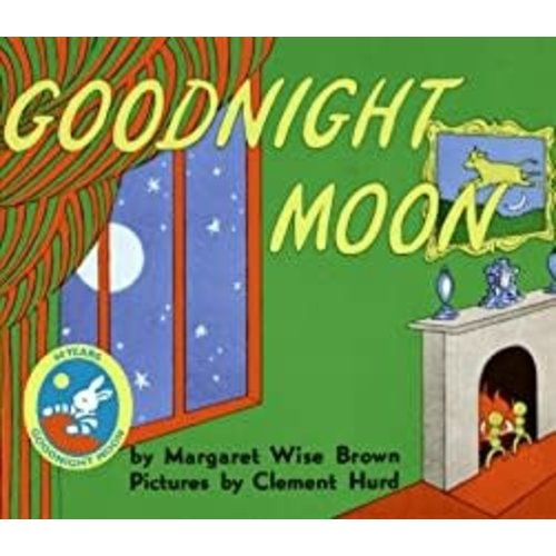 BROWN, MARGARET WISE GOODNIGHT MOON (BOARD BK) by MARGARET WISE BROWN