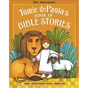 DEPAOLA, TOMIE TOMIE DEPAOLA'S BOOK OF BIBLE STORIES by TOMIE DEPAOLA
