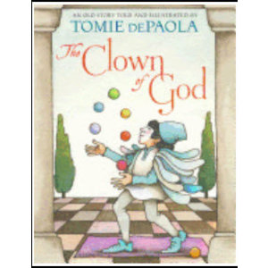 DEPAOLA, TOMIE CLOWN OF GOD by TOMIE DEPAOLA