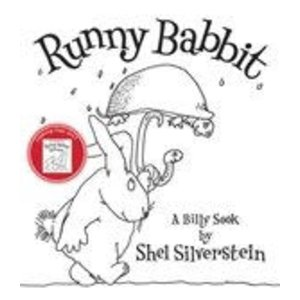 SILVERSTEIN, SHEL RUNNY BABBIT by SHEL SILVERSTEIN