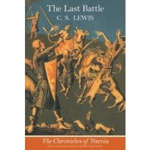LEWIS, C. S. LAST BATTLE : FULL COLOR by C.S. LEWIS