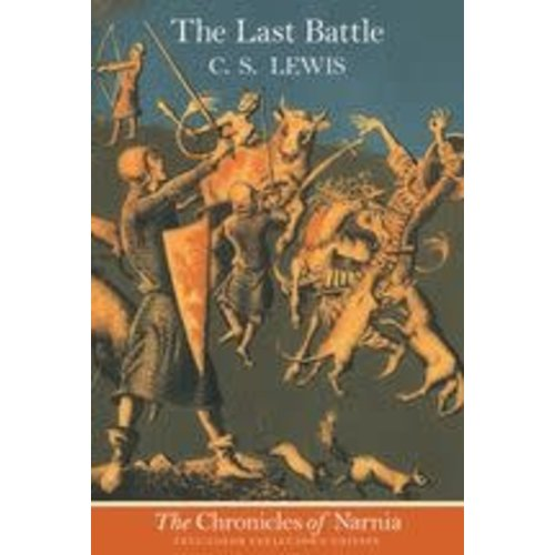 LAST BATTLE : FULL COLOR by C.S. LEWIS
