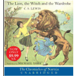 LION THE WITCH & THE WARDROBE/AUDIO by C.S. LEWIS