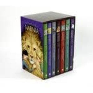 LEWIS, C. S. CHRONICLES OF NARNIA BOXED SET by C.S. LEWIS