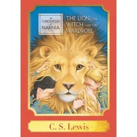 LION THE WITCH AND THE WARDROBE by C.S. LEWIS