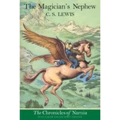LEWIS, C. S. MAGICIANS NEPHEW : FULL COLOR by C.S. LEWIS