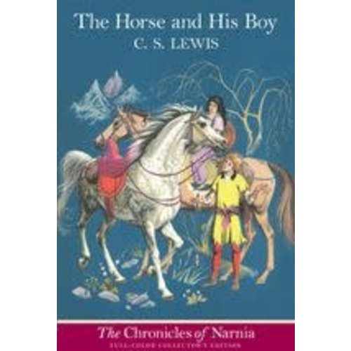 LEWIS, C. S. HORSE AND HIS BOY by C.S. LEWIS