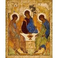ICON HOLY TRINITY RUBLEV ML