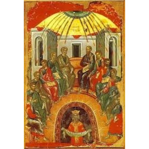 ICON PENTECOST MED