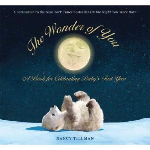 THE WONDER OF YOU by NANCY TILLMAN