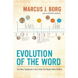 BORG, MARCUS EVOLUTION OF THE WORD