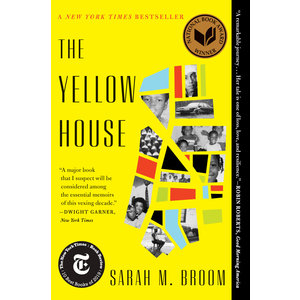 THE YELLOW HOUSE by SARAH M BROOM