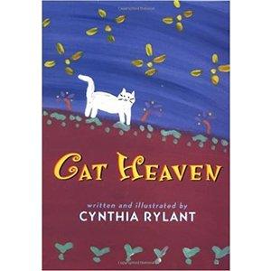 RYLANT, CYNTHIA CAT HEAVEN by CYNTHIA RYLANT