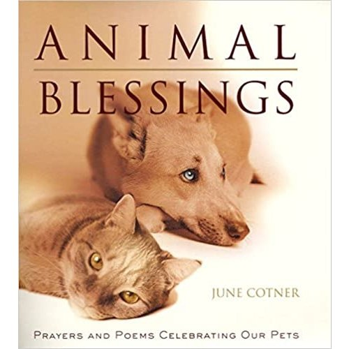 ANIMAL BLESSINGS: PRAYERS AND POEMS CELEBRATING OUR PETS by JUNE COTNER