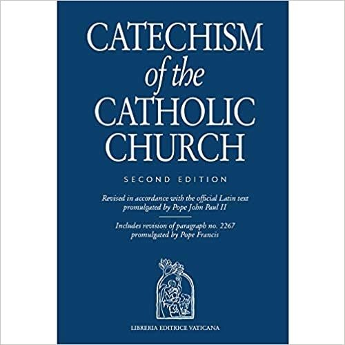 LIBRERIA EDITRICE VATICANA CATECHISM OF THE CATHOLIC CHURCH, English Updated Edition