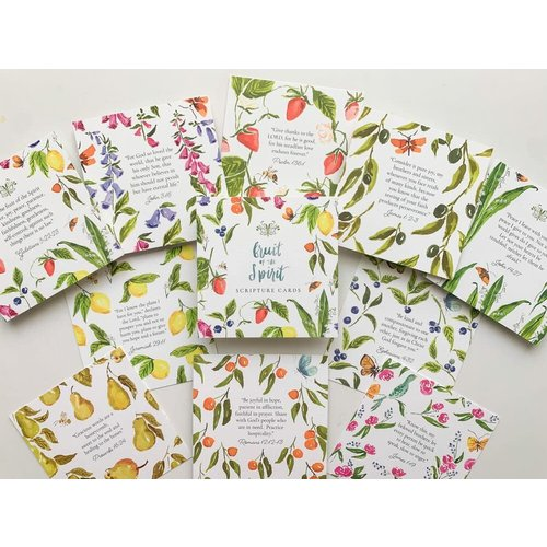 Camilla Moss Scripture Cards