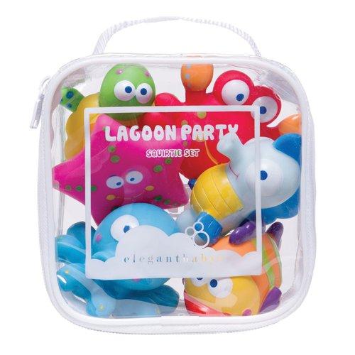 Squirtie Baby Bath Toys by Elegant Baby