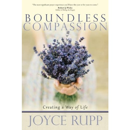 RUPP, JOYCE BOUNDLESS COMPASSION by JOYCE RUPP