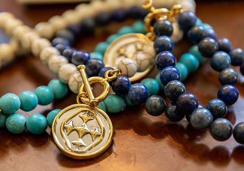 Jewelry and Anglican Rosaries