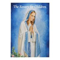 THE ROSARY FOR CHILDREN by SR. KAREN CAVANAUGH