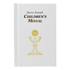 CATHOLIC BOOK PUBLISHING AND ICEL SAINT JOSEPH CHILDREN'S MISSAL: WHITE by CATHOLIC BOOK PUBLISHING