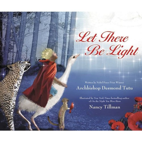 LET THERE BE LIGHT by DESMOND TUTU