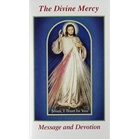 THE DIVINE MERCY MESSAGE AND DEVOTION  by FR. SERAPHIM MICHAELENKO
