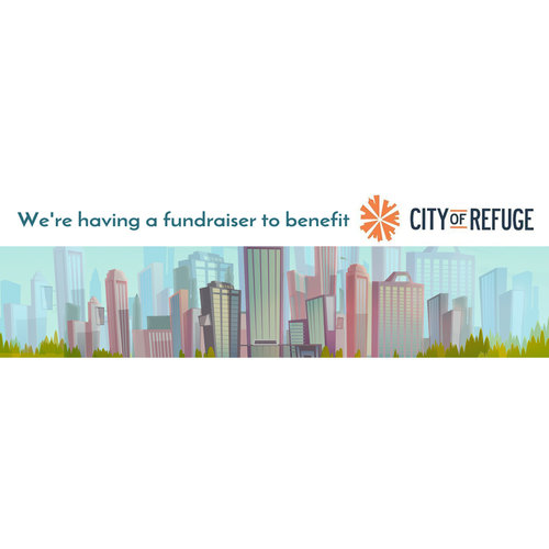 Gift Card Fundraiser for City of Refuge