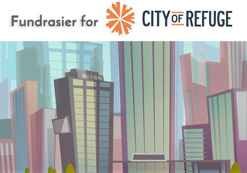 City Of Refuge Fundraiser