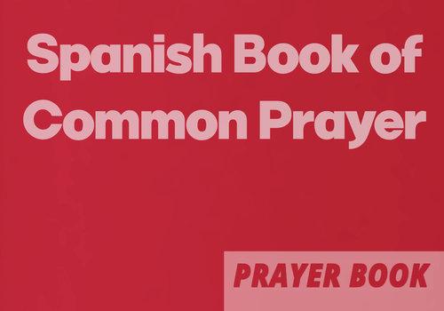 Spanish Book of Common Prayer