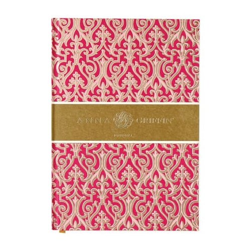 JOURNAL PINK  by ANNA GRIFFIN