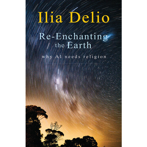 Re-Enchanting the Earth :  Why AI Needs Religion by ILIA DELIO