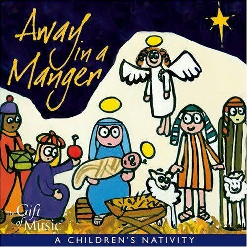 AWAY IN A MANGER CD