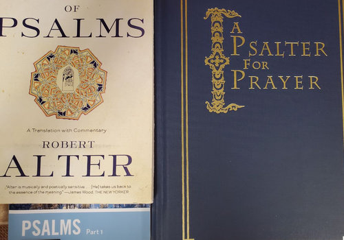 New Testament & Psalms