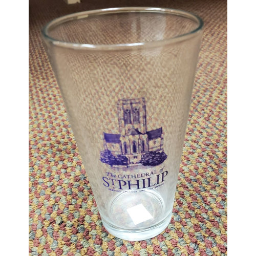 Cathedral of Saint Philip Pint Glass