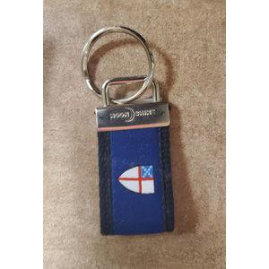 Episcopal Shield Keychain